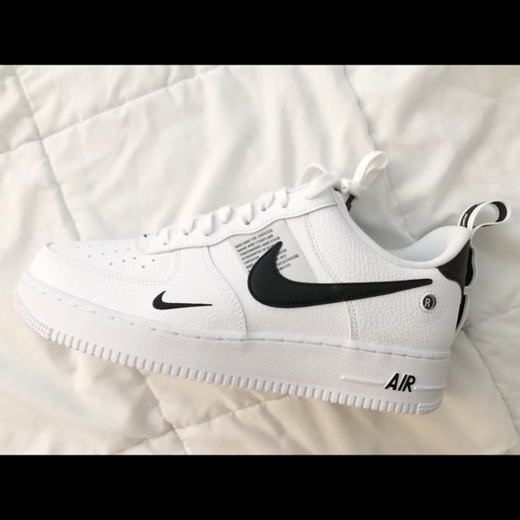 "pretty nice bf994 36e52 Nike Air Force 1 LV8 ""Overbranding"""